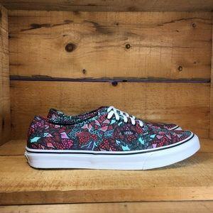 NWOT Van's sneakers